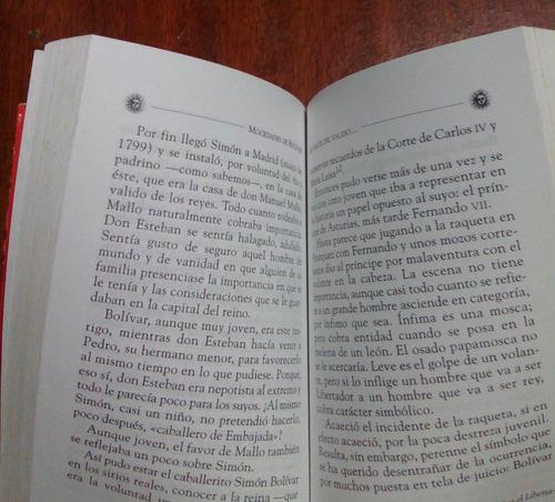 libro-mocedades de bolívar-rufino blanco fombona