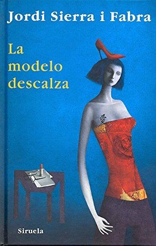 libro modelo descalza, la - nuevo