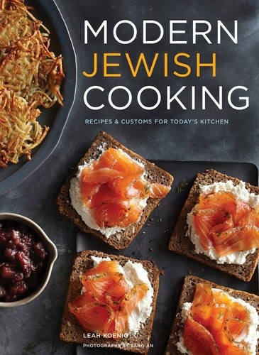 libro modern jewish cooking: recipes & customs for today's