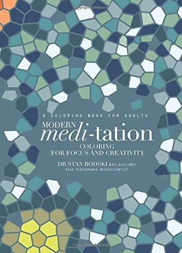 Libro Modern Meditation: Coloring For Focus & Creativity - $ 720.00 ...