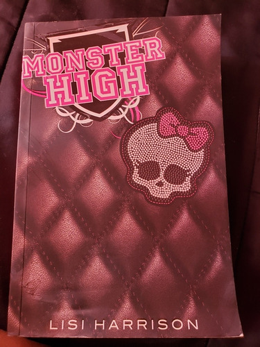 libro monster high