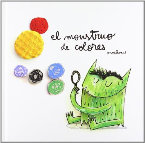 libro monstruo de colores-isbn 8493987743 isbn 8493987743
