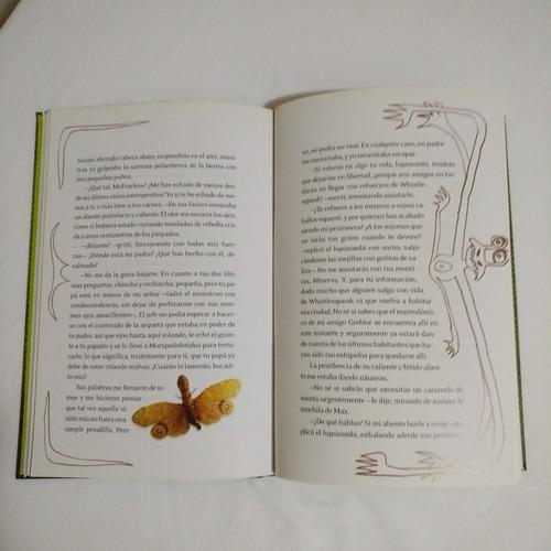 libro  monstruos y otras especies por ahmet zappa