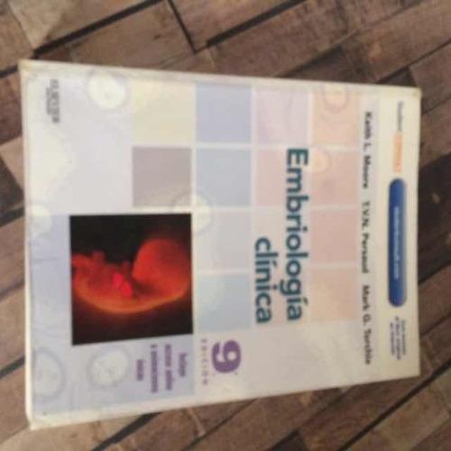 libro moore embriología 9na edición