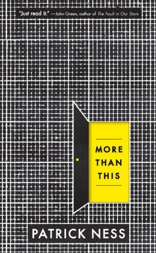 libro more than this - nuevo -