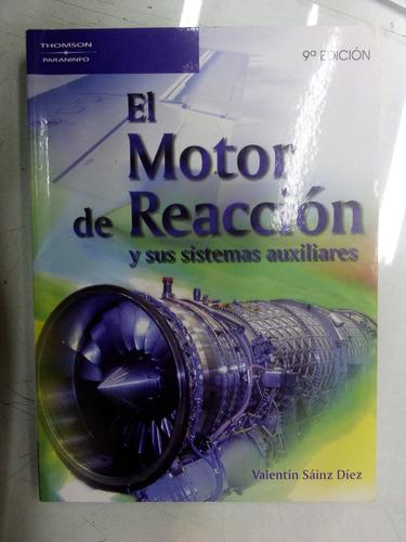 libro motor de reaccion