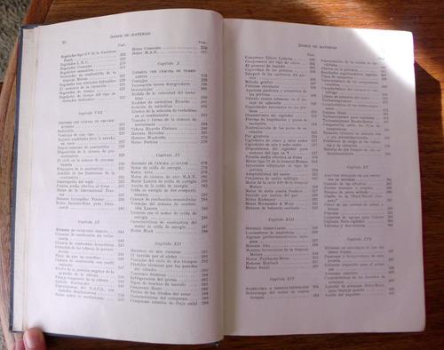 libro motores diesel rápidos p. m. heldt automovilismo 1955