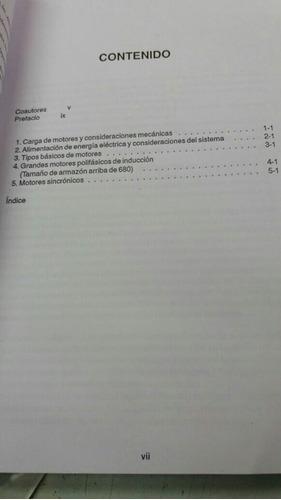 libro motores electricos 3 tomos