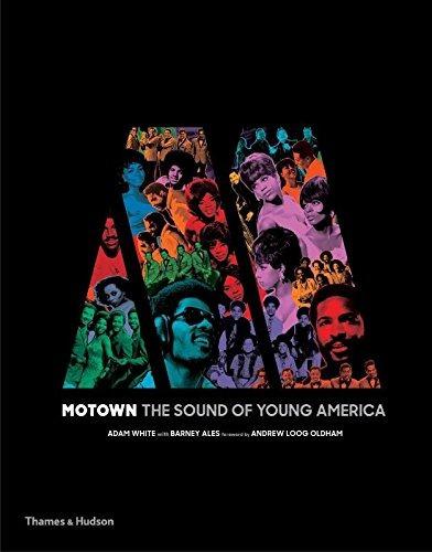 libro motown: the sound of young america - nuevo