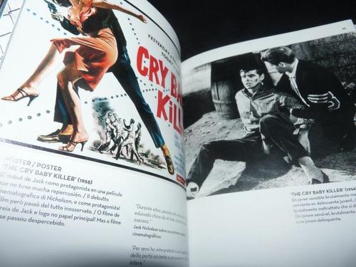 libro movie icons jack nicholson the jocker el resplandor