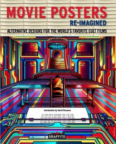 libro movie posters re-imagined: alternative designs for t