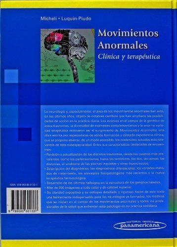 libro movimientos anormales: clínica y terapéutica - nuevo