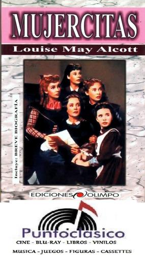libro - mujercitas - louise may alcott