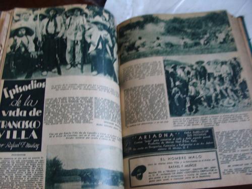 libro mujeres deportes antigua recopilacion de revistas, en