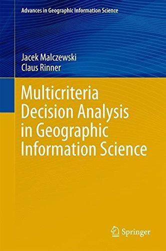 libro multicriteria decision analysis in geographic inform