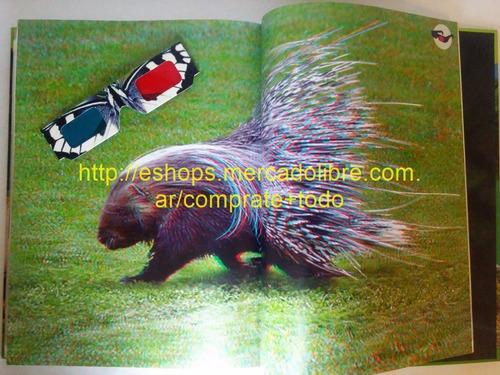 libro mundo animal  mamíferos sorprendentes