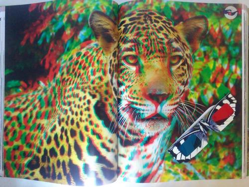 libro: mundo animal - mamíferos sorprendentes - a todo color
