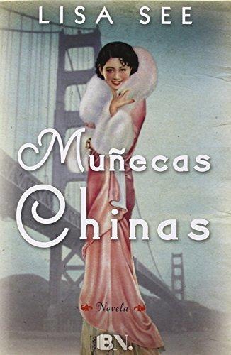 libro muñecas chinas / china dolls - nuevo
