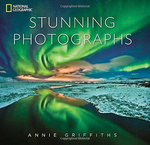 libro national geographic stunning photographs - nuevo