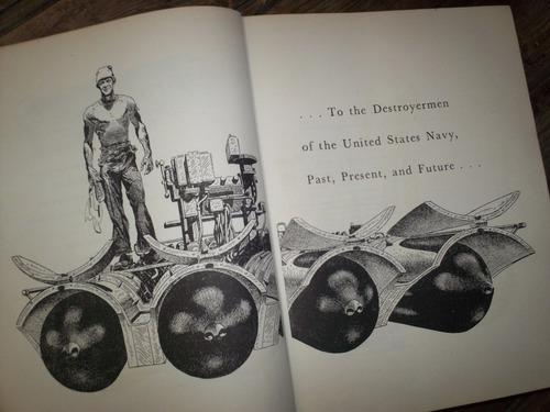 libro naval destroyer