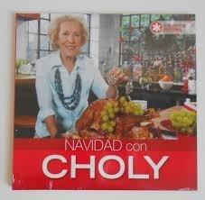 libro navidad con choly utilisima cocina recetas fiestas