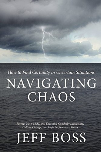 libro navigating chaos: how to find certainty in uncertain