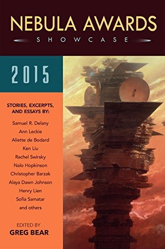libro nebula awards showcase 2015: stories, excerpts, and po