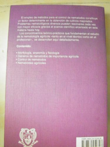 libro nematología agricola