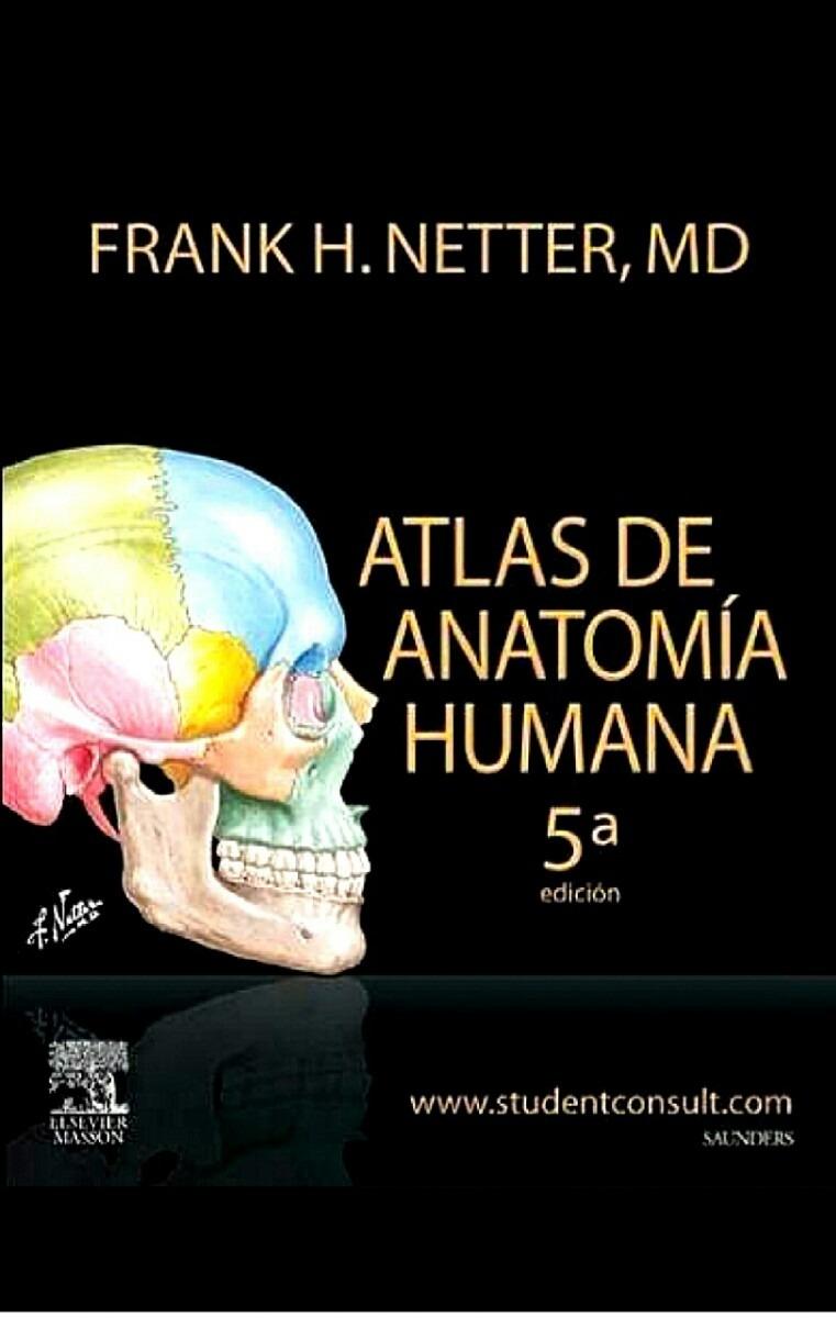 Libro ( Netter ) Anatomía Humana. - Bs. 4.600.000,00 en Mercado Libre
