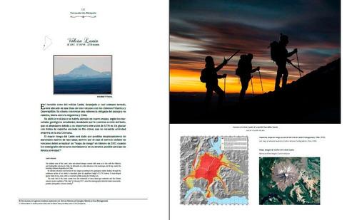 libro neuquén: volcanes y pehuenes con envio incluido