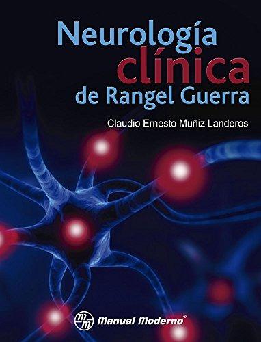 libro neurología clínica de rangel guerra - nuevo