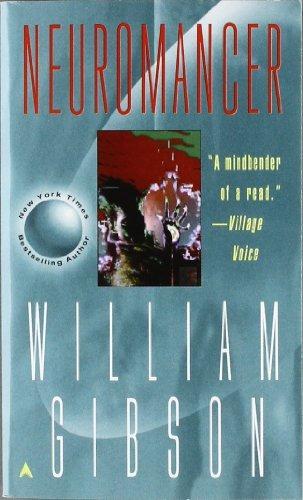 libro neuromancer - nuevo -