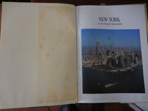 libro new york a picture memory