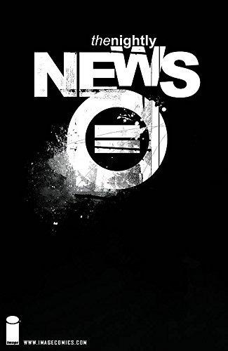 libro nightly news anniversary edition - nuevo