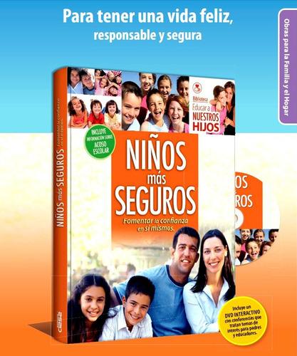 libro niños más seguros fomentar la confianza en sí mismos