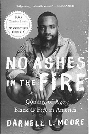 libro - no ashes in the fire:ing of age black and free i