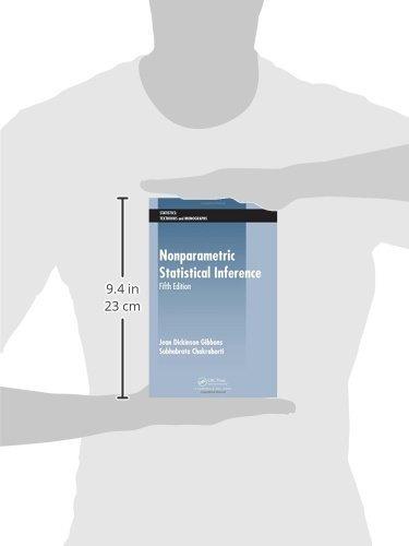 libro nonparametric statistical inference - nuevo