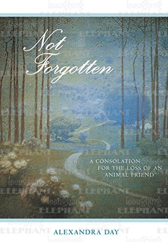 libro not forgotten: a consolation for the loss of an anim