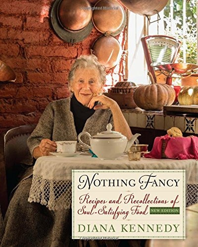 libro nothing fancy: recipes and recollections of soul-satis