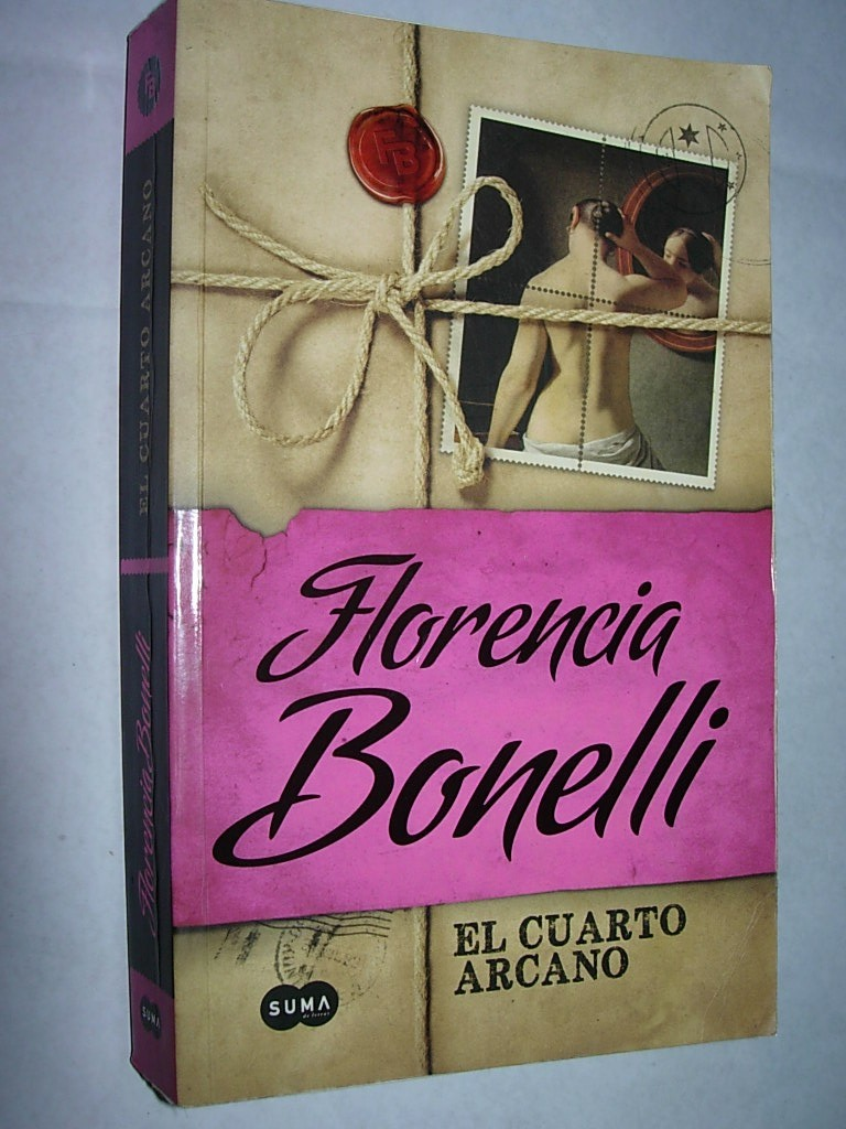 Libro Novela Florencia Bonelli Suma El Cuarto Arcano - $ 350,00 en ...