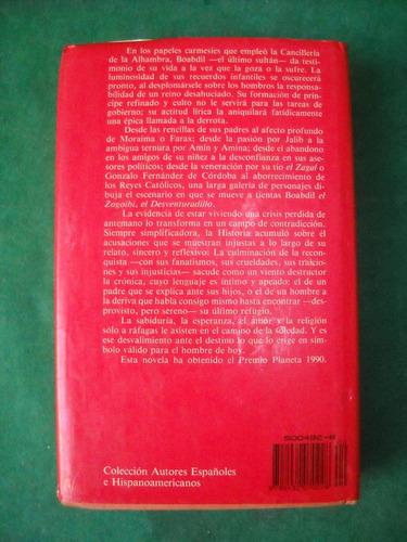 libro novela historia el manuscrito carmesi de antonio gala