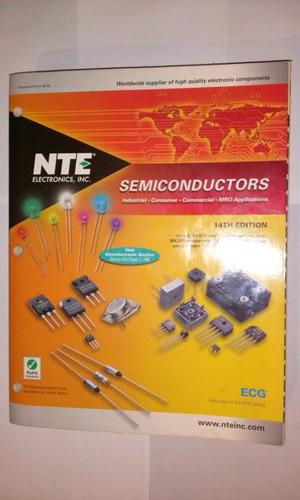 libro nte semiconductores edición 14 nuevo