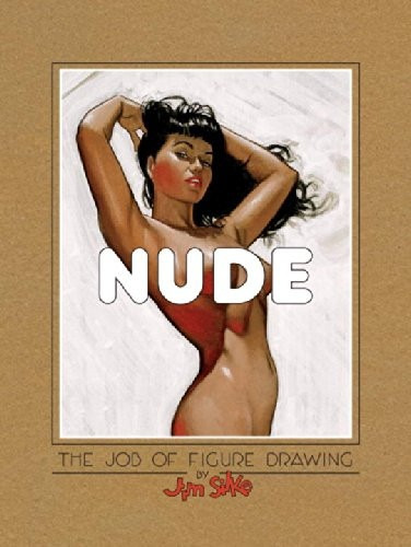 libro nude: the job of figure drawing - pin-up art dibuj *sk