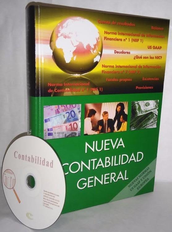 libro nueva contabilidad general ed cultural 1 790 00 en mercado