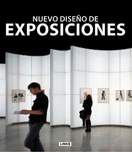 libro nuevo diseño de exposiciones - nuevo