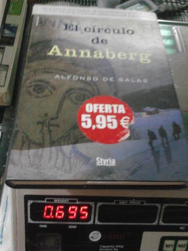 libro nuevo el circulo de annaberg alfonso de salas styria