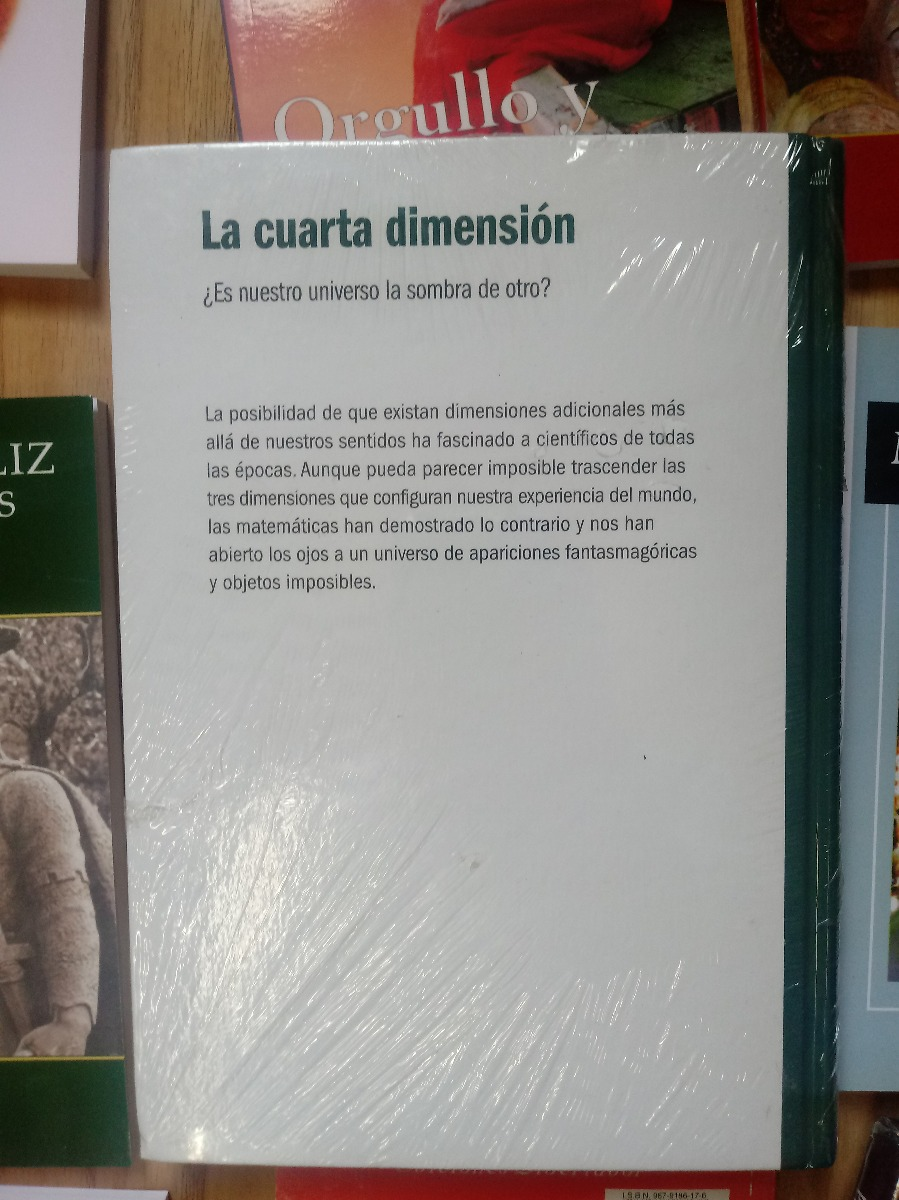 Libro Nuevo Raúl Ibañez - La Cuarta Dimensión - $ 450,00 en Mercado ...