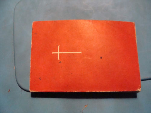 libro nuevo testamento  , 378 paginas , año 1968
