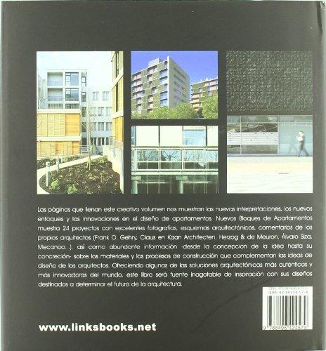 libro nuevos bloques de apartamentos - nuevo
