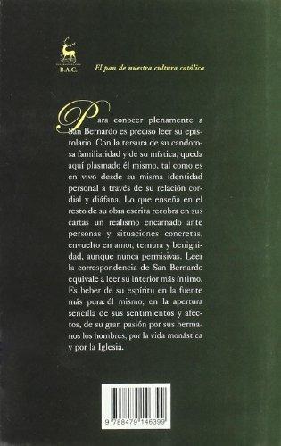 libro obras completas de san bernardo. vii: cartas - nuevo